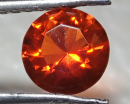 0.5ct Facetted Fire Opal