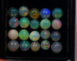 NR#  4.04Ct Natural Ethiopian Welo Opal Lot LW1194