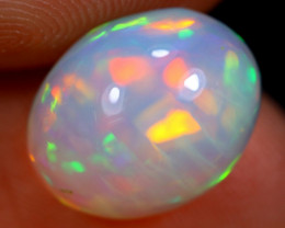 3.20cts Natural Ethiopian Welo Opal / BF4891
