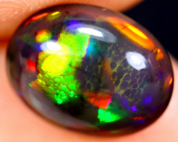 2.67cts Natural Ethiopian Smoked Welo Opal / BF4930