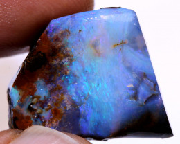 Boulder Opal Faced Rub 31 Carats DO-1298