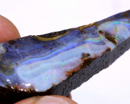 Boulder Opal Faced Rub 49 Carats DO-1317