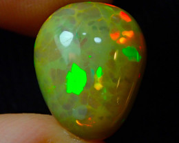 6.67ct Blazing Welo Solid Opal