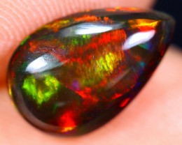 1.55cts Natural Ethiopian Welo Smoked Opal / HM1522