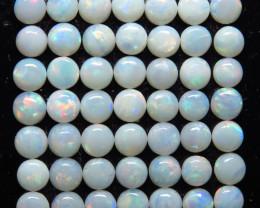 3.76ct - 49 Stone White / Precious South Australian Opal Parcel