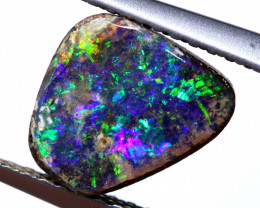 1.85 CTS BOULDER  OPAL STONE RO-484