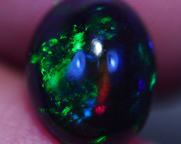1.51CT 10X8MM Top Quality Natural Welo Ethiopian Smoked Opal-BO23