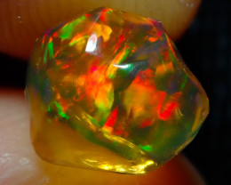 $1 NR Auction Fire Opals With Play Of Color