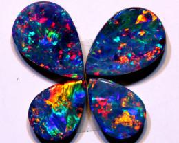 2.12 cts Australian Opal Doublet parcel  DO-1305