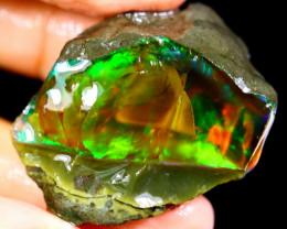86cts Ethiopian Crystal Rough Specimen Rough / CR2797