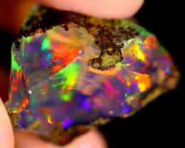 47cts Ethiopian Crystal Rough Specimen Rough / CR2809