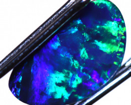 0.892 carats Opal Doublet Stone ANO-1184