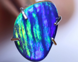 0.979 carats Opal Doublet Stone ANO-1187