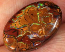 9.7ct 18.5x12mm Yowah Boulder Opal [LOB-3729]