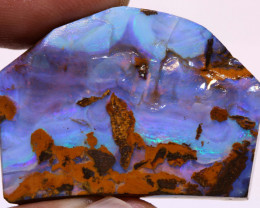 58cts Boulder Opal Faced Rough  DO-1379