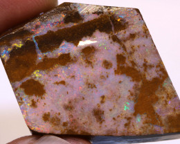 63cts Boulder Opal Faced Rough  DO-1380