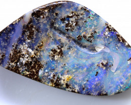 36.80 CTS BOULDER  OPAL STONE RO-595