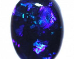 2.40 CTS  BLUE OPAL WITH GREEN HUE  -8 MILE FIELD  [LRO1701]