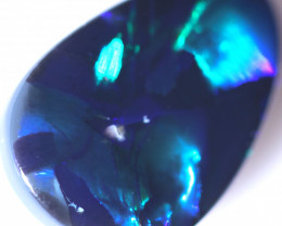 4.16 CTS  BLUE OPAL WITH GREEN HUE  -8 MILE FIELD  [LRO1705]