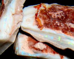 Australian Rough Opal 77.8g 389ct Large Olympic Field Seam Slabs