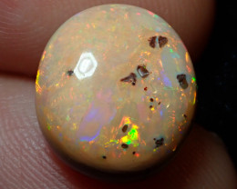 4.86ct Hydrophane Mexican  Fire Opal