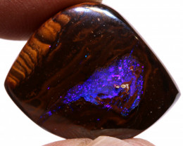 21.50 cts Boulder Opal from Koroit Mines AOH-13