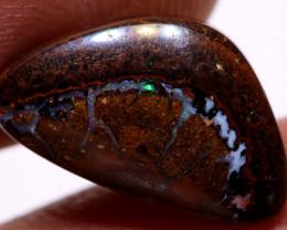 Boulder Opal from Yowah Mines  Carats 4.35 AOH-38