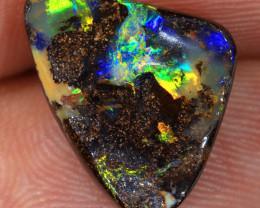 7.85ct 14x12mm Queensland Boulder Opal  [LOB-3741]