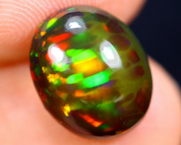 2.59cts Natural Ethiopian Welo Smoked Opal / HM1659