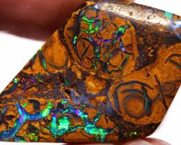 Koroit  Boulder  Opal Rough   DO-1407 - downunderopals