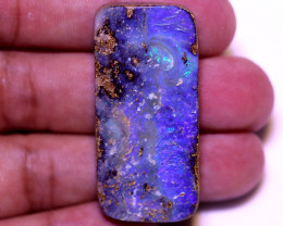 61 CTS QUALITY BOULDER OPAL - TOP POLISH EO-675