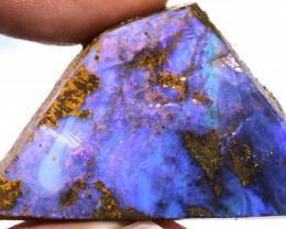 73cts Boulder Opal Faced Rough  DO-1417