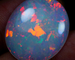 PERFECT 11.30cts CONFETTI PATTERN Natural Ethiopian Welo Opal