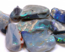 60 CTS  BLACK OPAL ROUGH PARCEL  L. RIDGE   DT-A4254