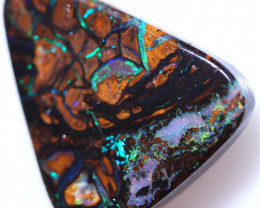 12.80 CTS BOULDER OPAL FROM KOROIT8 [BMB683]