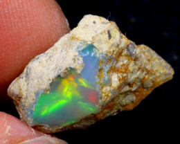 8cts Natural Ethiopian Welo Rough Opal / WR6058