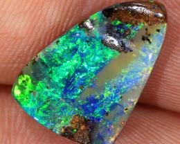 6ct 16.5x11.5mm Queensland Boulder Opal  [LOB-3757]