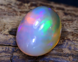 Welo Opal 2.74Ct Natural Ethiopian Flash Color Welo Opal D2014