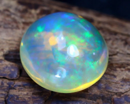 Welo Opal 3.14Ct Natural Ethiopian Flash Color Welo Opal D2019