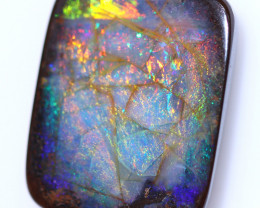 9.55 CTS BOULDER OPAL FROM WINTON - WELL POLISHED [FJP4221]