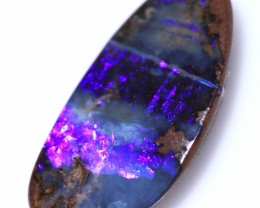 8.11 CTS BOULDER OPAL FROM WINTON - WELL POLISHED [FJP4226 ]