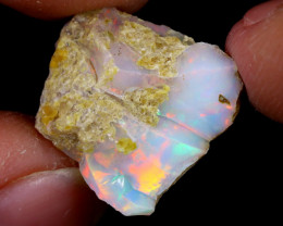 10cts Natural Ethiopian Welo Rough Opal / NY995