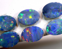 2.88 CTS  OPAL DOUBLET  CALIBRATED PARCEL  LO-6381