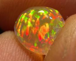 GEM Quality 2.135ct Mexican Crystal Opal (OM)