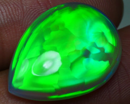 11.280 CRT ULTRA BRIGTH BROADFLASH NEON PUZZLE PATTERN WELO OPAL-