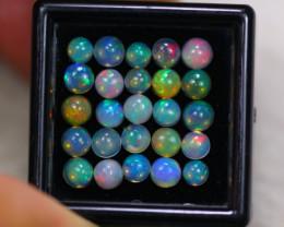 3.99Ct Natural Ethiopian Welo Opal Lot W41