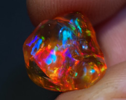 6.520ct Mexican Crystal Opal Specimen (OM)