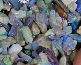 NO RESERVE!! #4 NNOPALCHIPS   -Rough Opal Chips [30482] 53FROGS