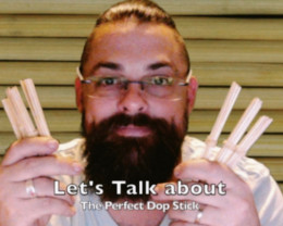 Dopping Sticks- Riley's Favourite- Pack of 10 Sticks [30669] 53FROGS