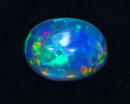 1.36Ct Natural Ethiopian Welo  Solid Opal Lot W105